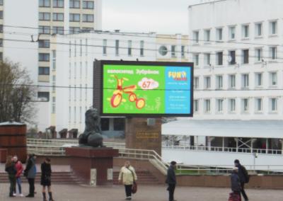 LED экраны Витебск