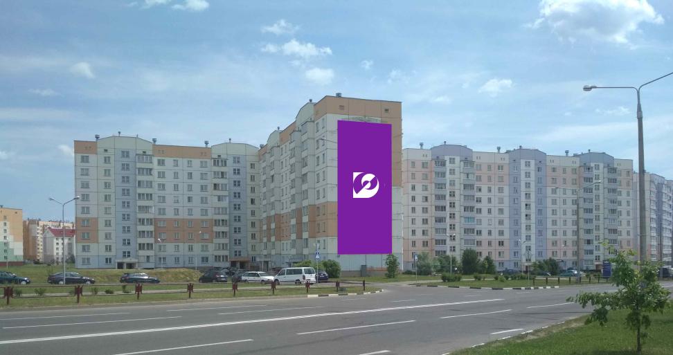 Брэндмауэр в Витебске