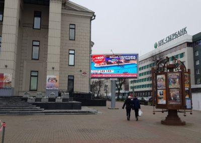 LED экран в Минске
