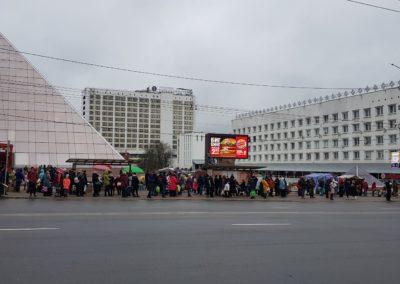 LED экран в Витебске